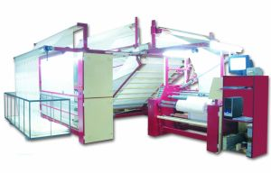 NT Machine Double - Double& Double Folding And Rollign Machine